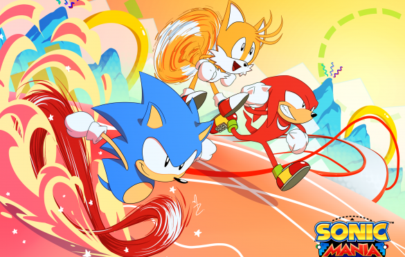 SEGA anuncia Sonic Mania Plus para PS4, Xbox One y Nintendo Switch