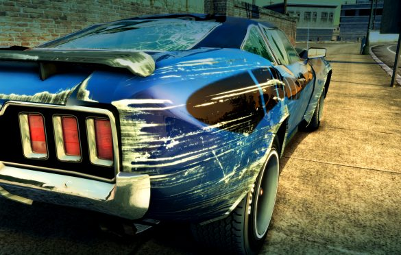La locura de Burnout Paradise Remastered llega a PS4 y Xbox One X