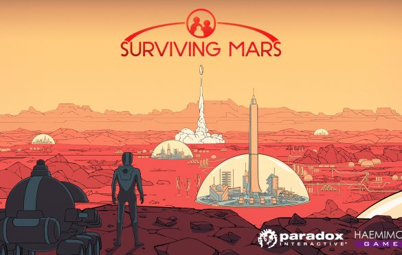 Crea, explora y sobrevive en Surviving Mars