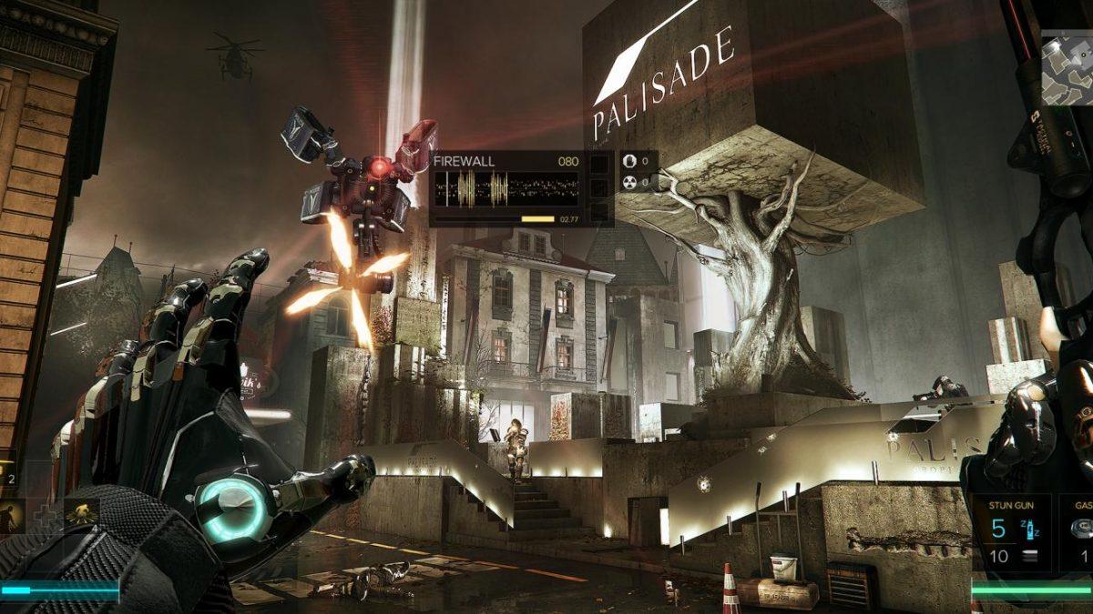 Deus Ex Mankind Divided llega a Los 'Juegos del mes' de Playstation
