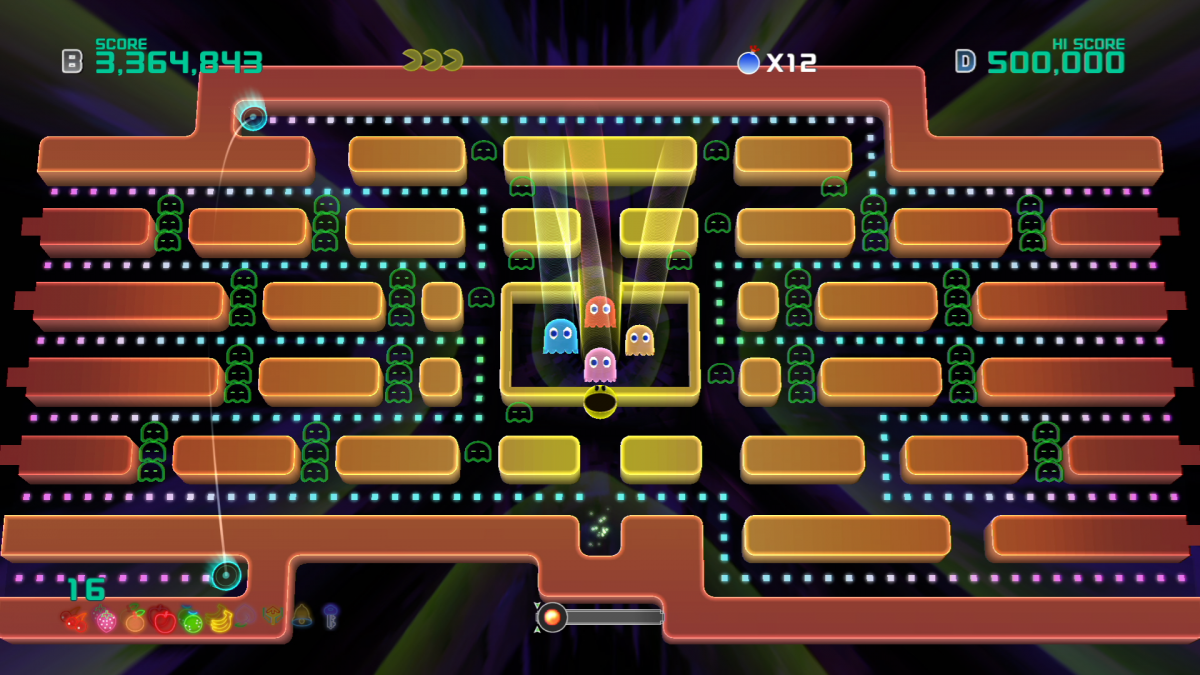 Pac-man Championship Edition 2 Plus ya está disponible para Nintendo Switch