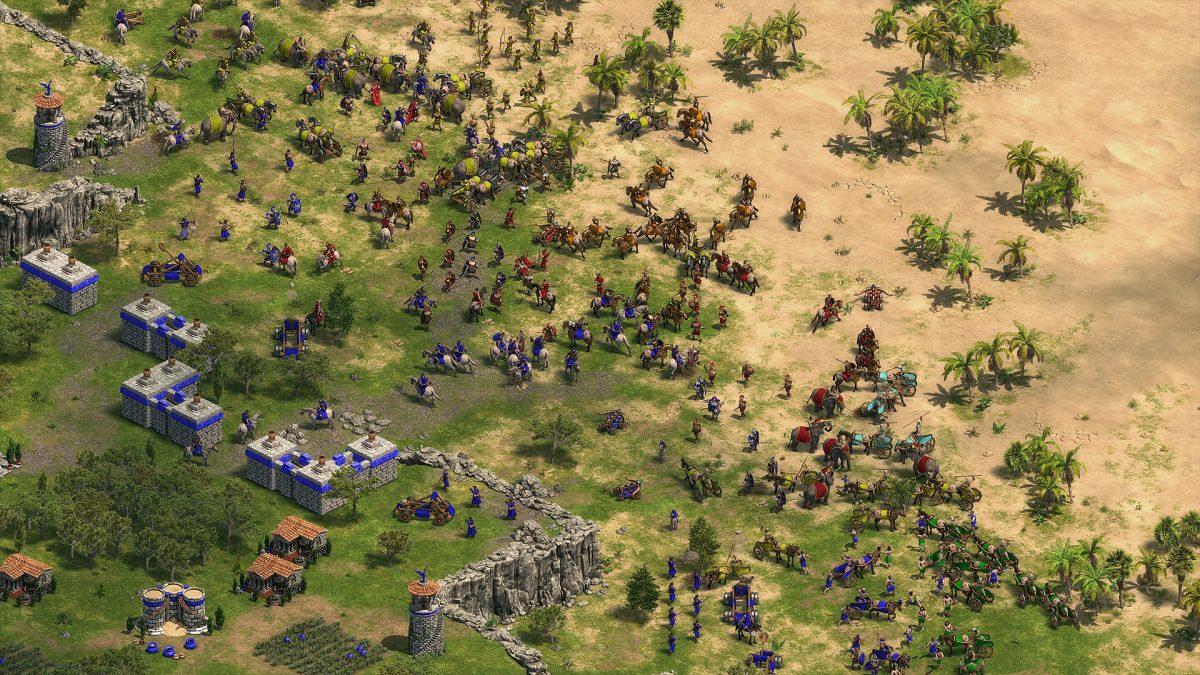 Age of Empires: Definitive Edition ya a la venta
