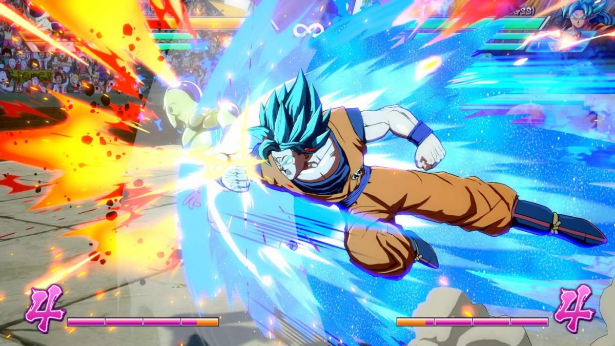 La Gran Final del Dragon Ball Fighterz será en Los Ángeles