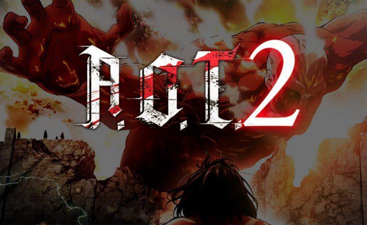 Comienza la campaña de reserva anticipada de A.O.T. 2