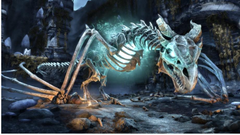 The Elder Scrolls Online: Llegan Dragon Bones y la actualización 17