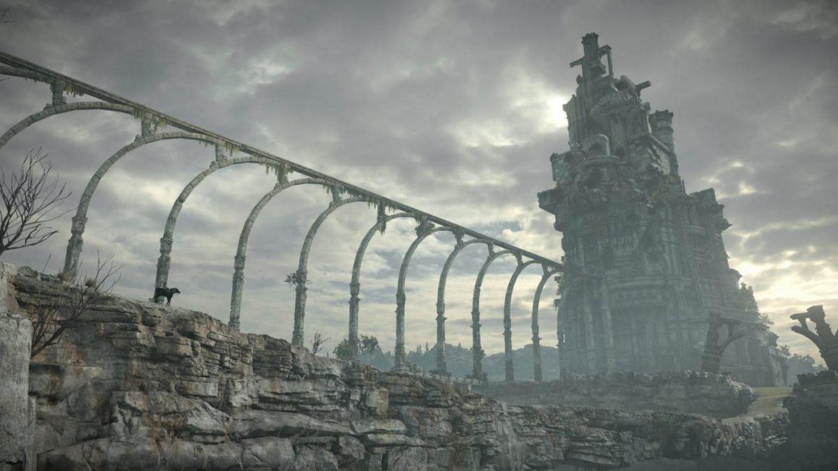 Shadow of the Colossus y su mundo mágico llega a Playstation 4