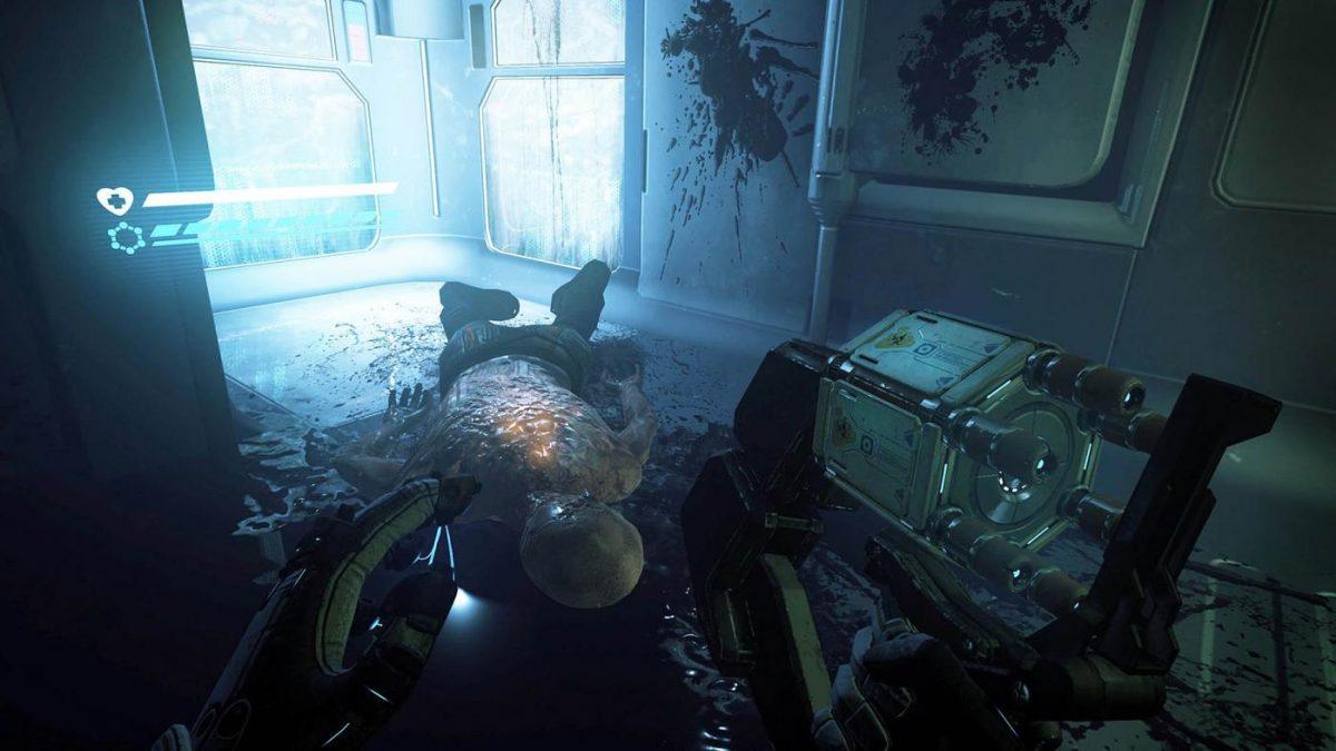 The Persistance, una terrorífica aventura espacial para PlayStation VR