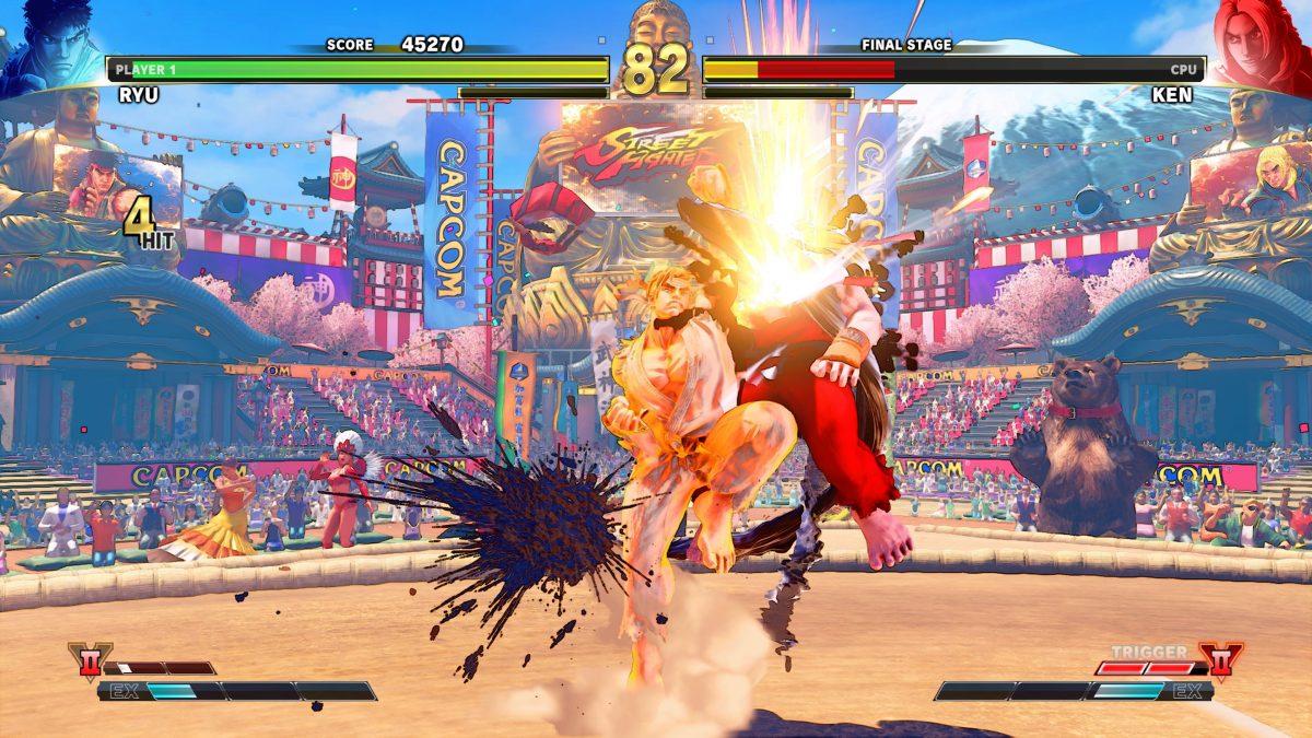 Street Fighter 30th Anniversary Collection se lanzará el 29 de mayo
