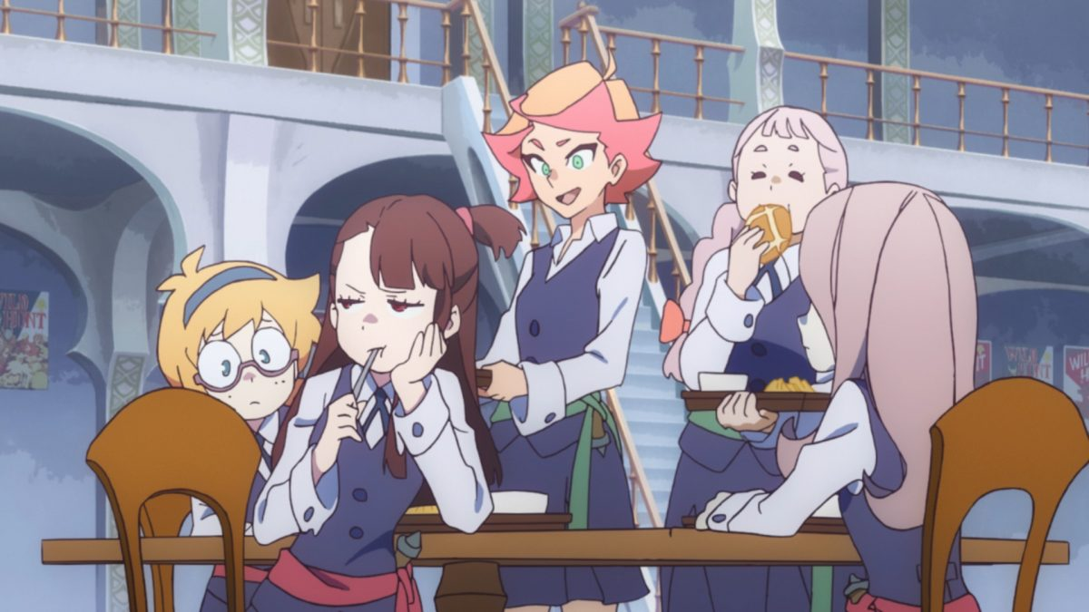 Little Witch Academia: Chamber of Time se lanzará el 15 de mayo