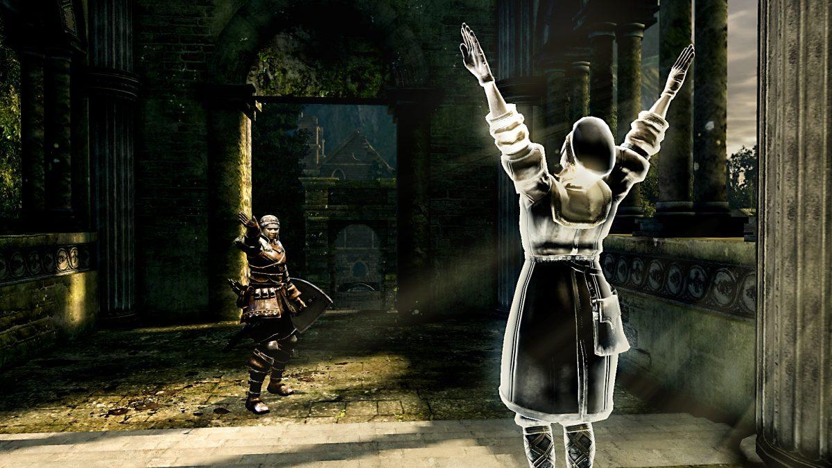 Un amiibo especial de Dark Souls: Remastered, a la venta el 25 de mayo