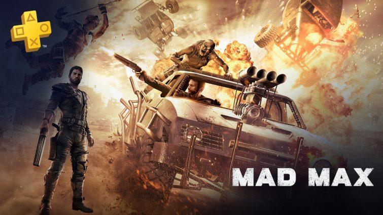 Mad Max, Trackmania Turbo y Motor Strike, juegos del mes