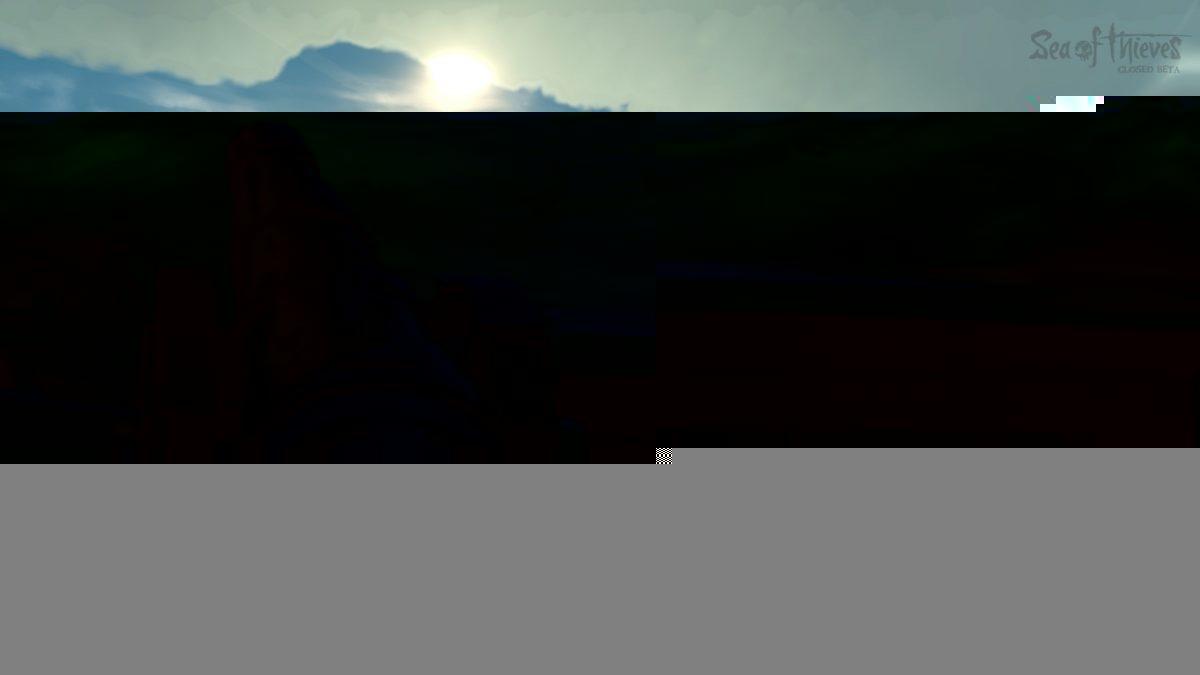 Pirata surca los mares: Sea of Thieves llega a las tiendas
