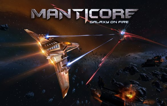Manticore: Galaxy on Fire aterriza en Nintendo Switch