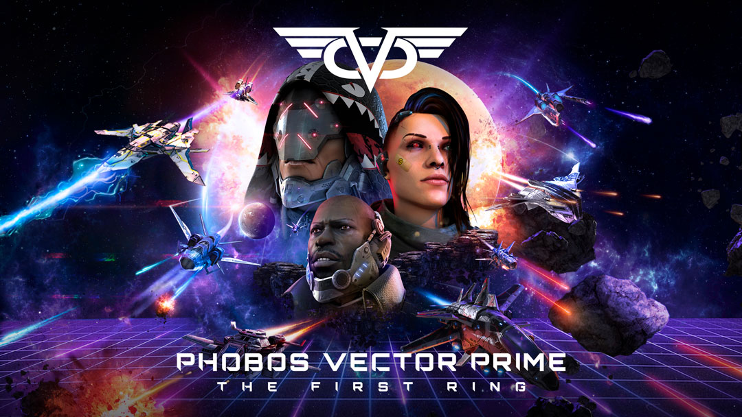 Ya a la venta la primera campaña de Phobos Vector Prime