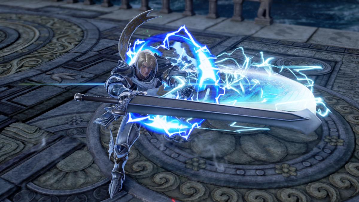 Siegfried, nuevo personaje para Soulcalibur VI