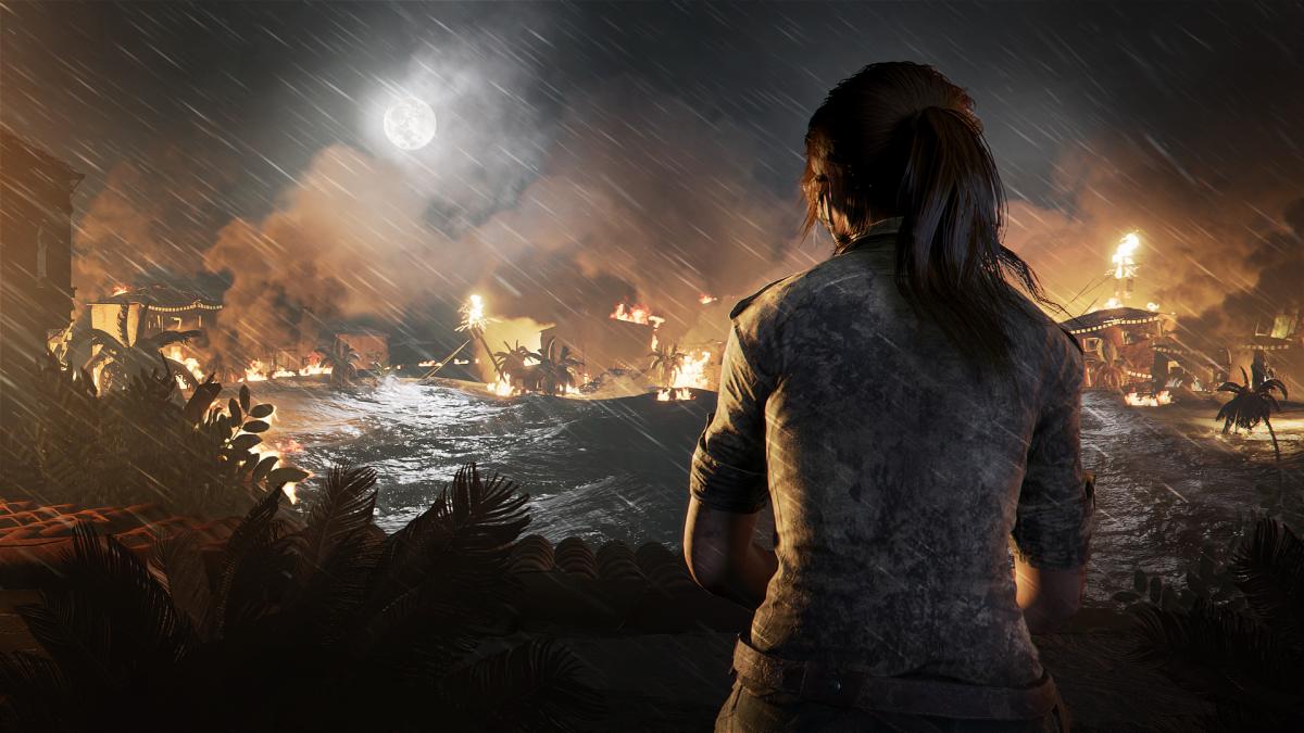 Square Enix presenta oficialmente Shadow of the Tomb Raider