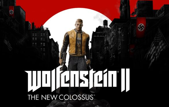 29 de junio: Fecha de salida de Wolfenstein II: The New Colossus en Switch