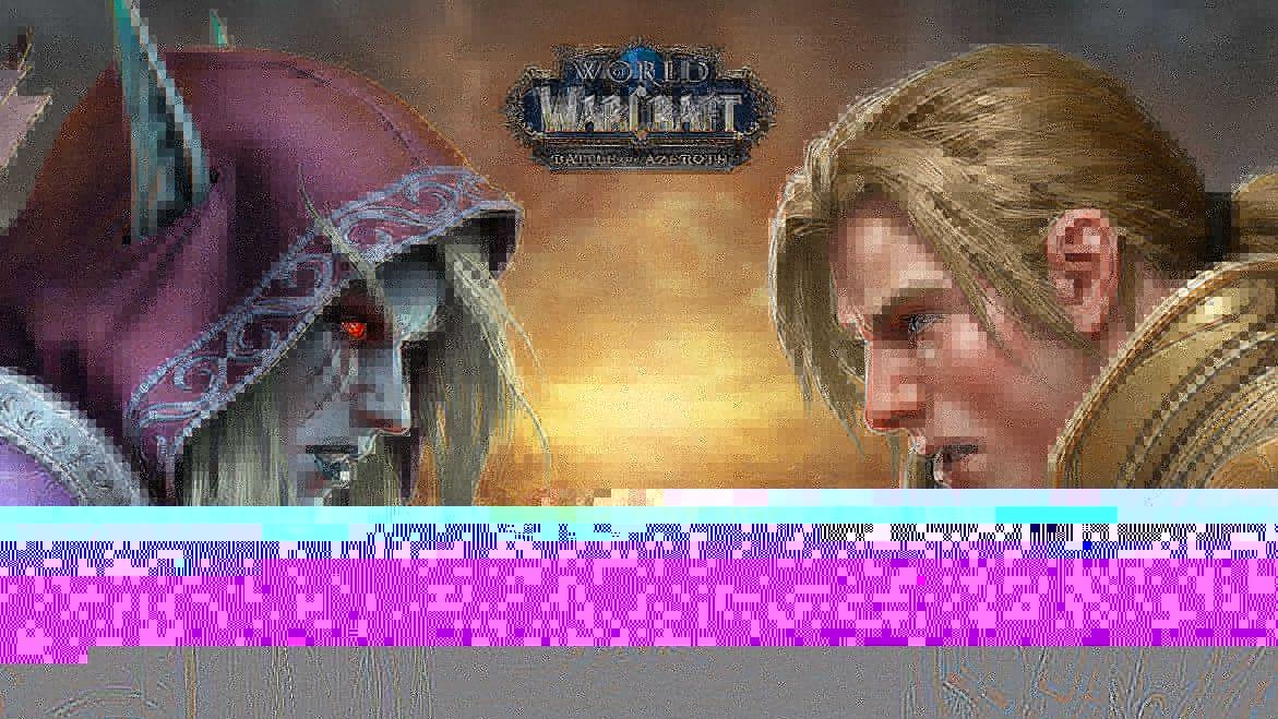 Battle for Azeroth: la nueva expansión de World of Warcraft llega el 14 de agosto