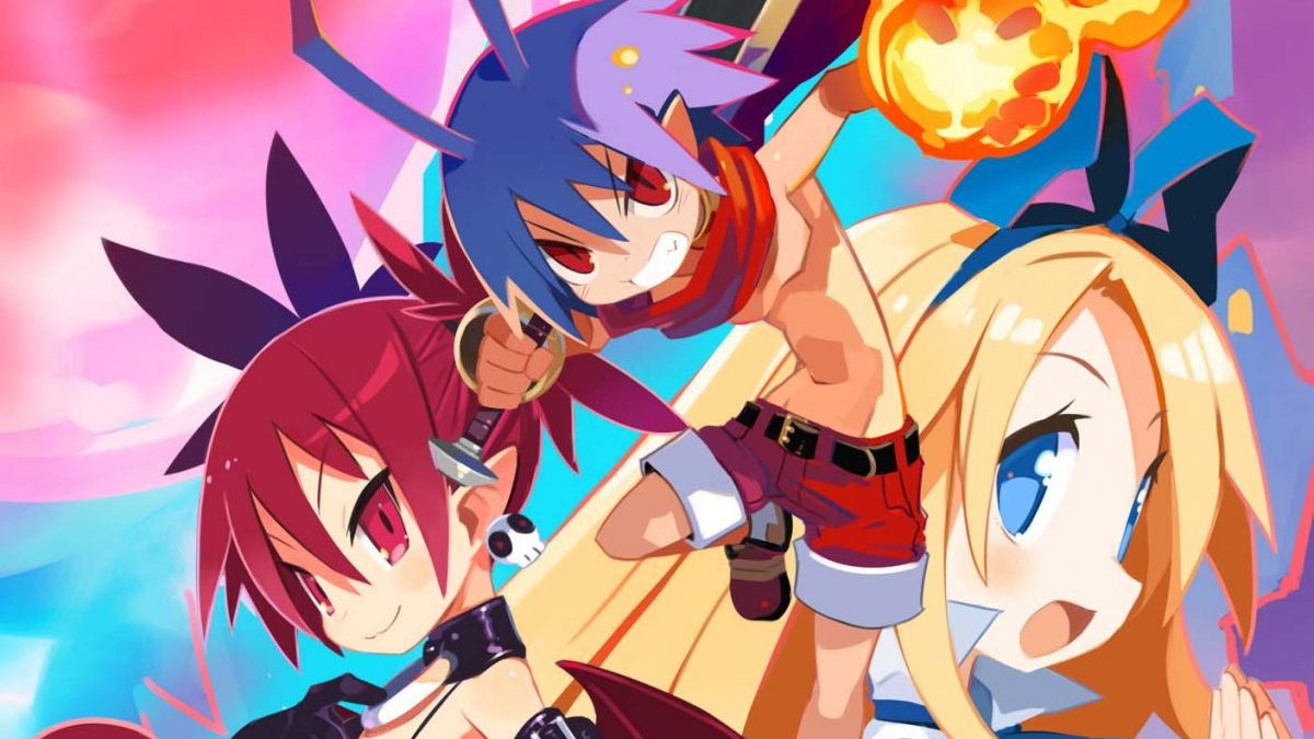 ¡Vuelve Disgaea 1 a Playstation 4 y Switch!