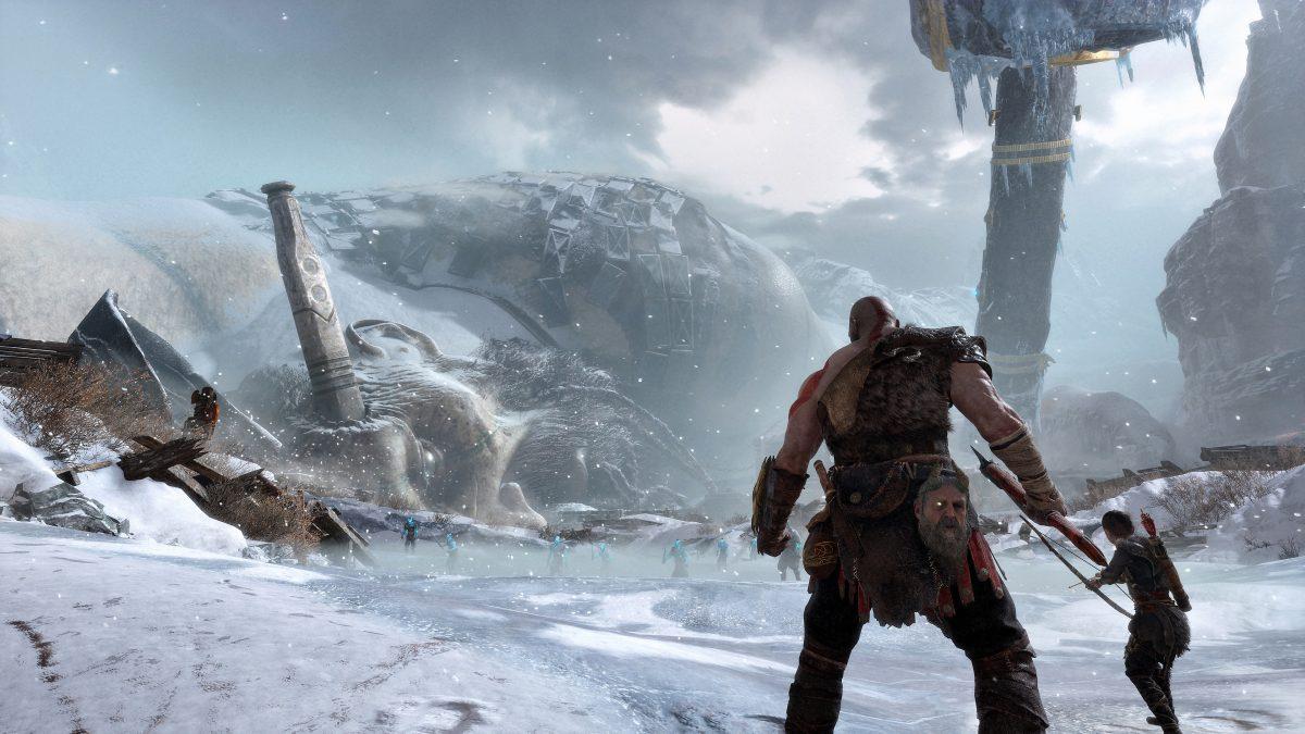 La aventura mitológica «God of War» triunfa en los BAFTA