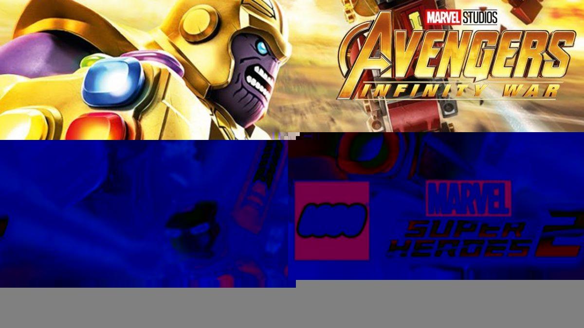 Llega Los Vengadores: Infinity War a LEGOMarvel Super Heroes