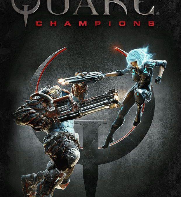 Lanzan la actualización de abril de Quake Champions