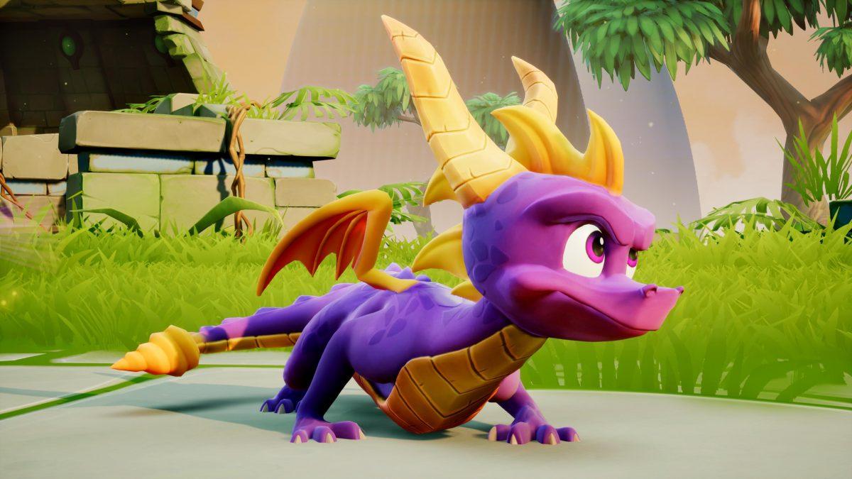 La mítica saga de Spyro vuelve a las consolas