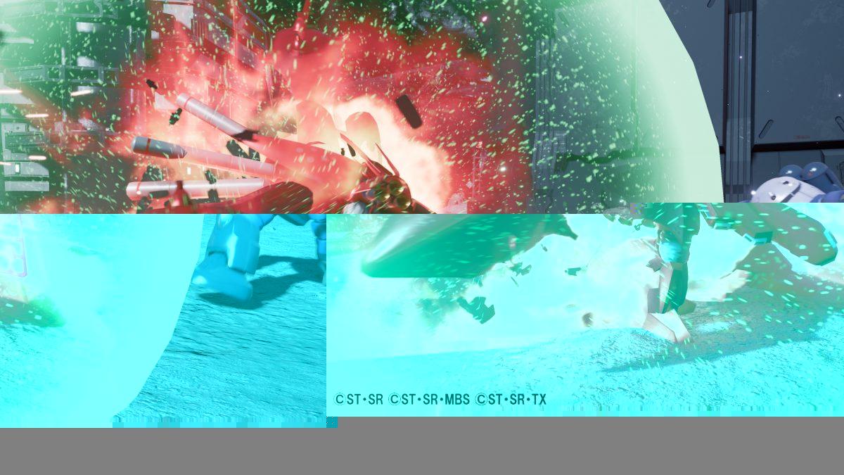 Revelados nuevos detalles de New Gundam Breaker