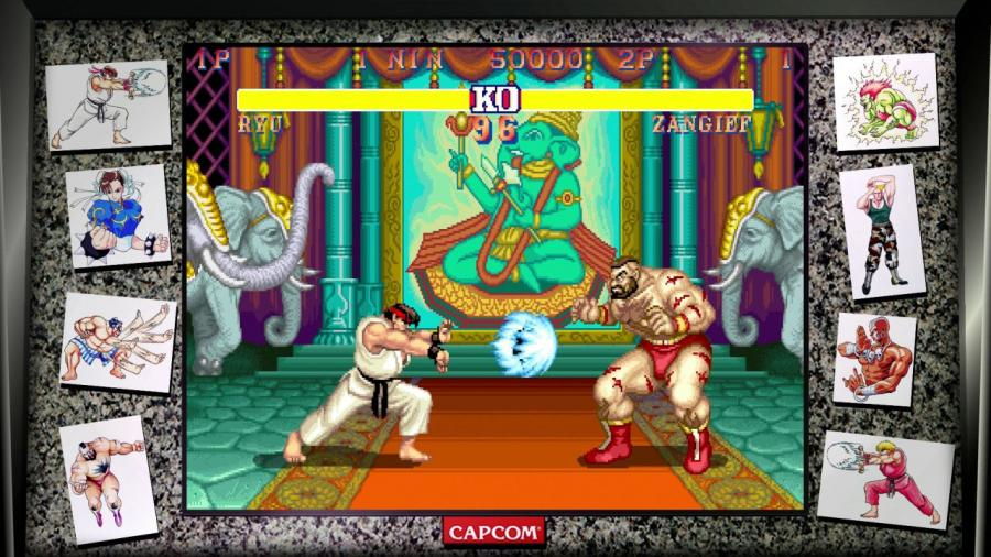 Segundo vídeo retrospectivo Street Fighter 30th Anniversary Collection