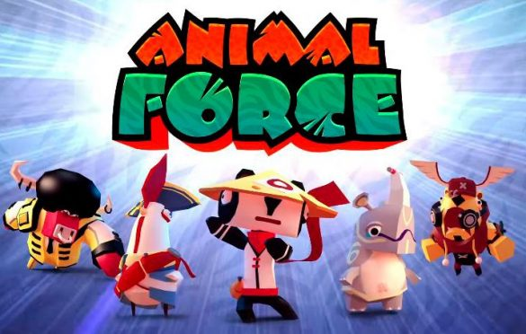 El alocado Animal Force llega el 22 de mayo en exclusiva para PlayStation VR