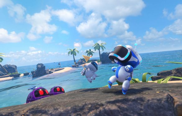 Sony anuncia Astro Bot Rescue Mission para PlayStation®VR