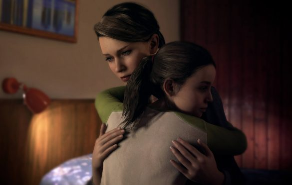 PlayStation estrena el trailer de lanzamiento de Detroit: Become Human