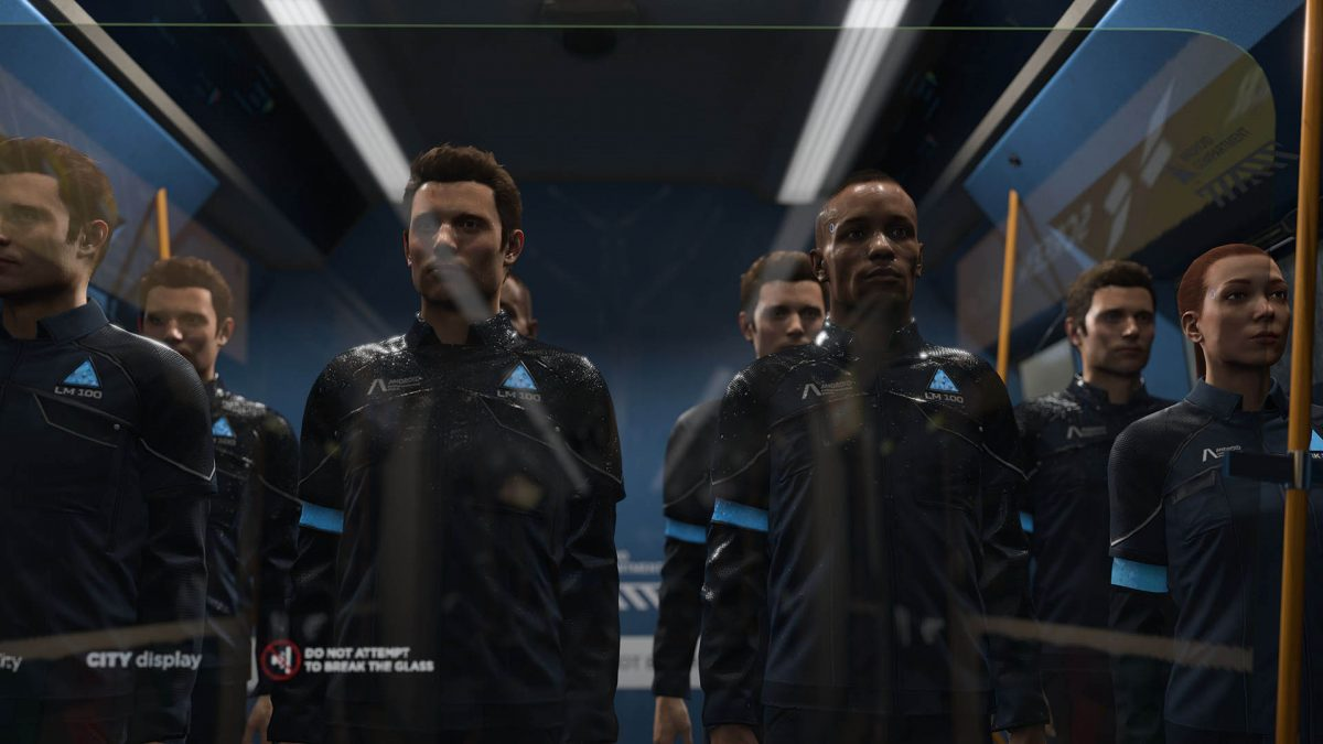 Detroit Become Human sustituye a PES 2019 en PlayStation Plus