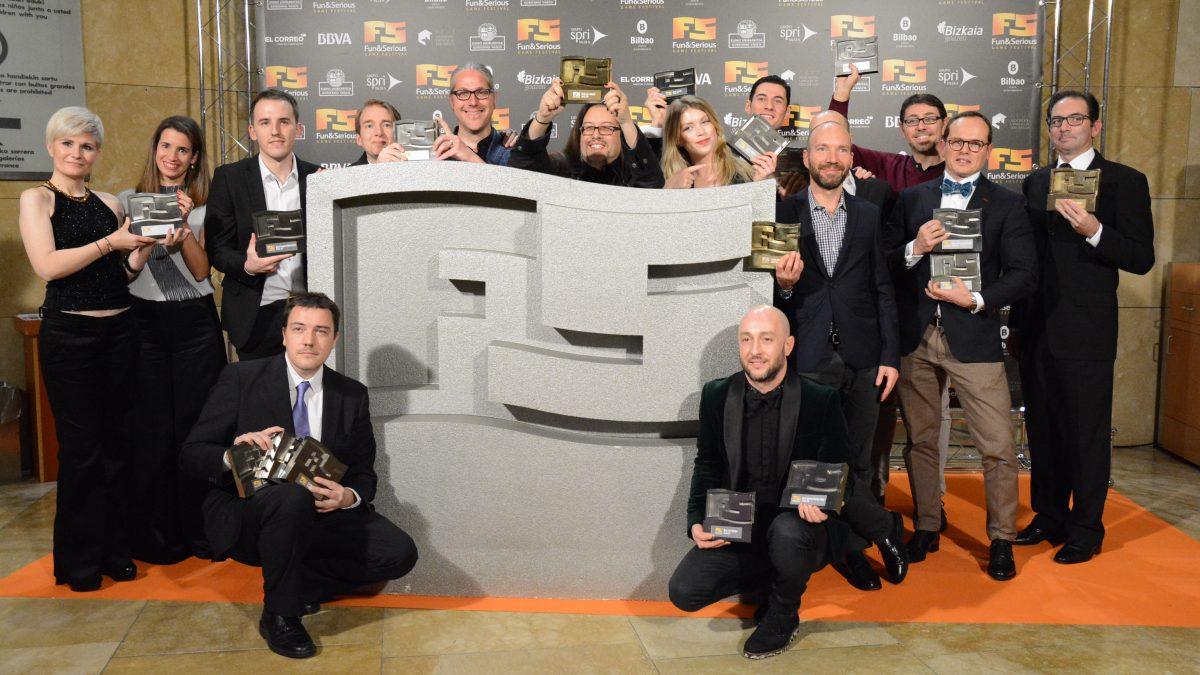 Bilbao acoge el ya veterano Fun & Serious Game Festival