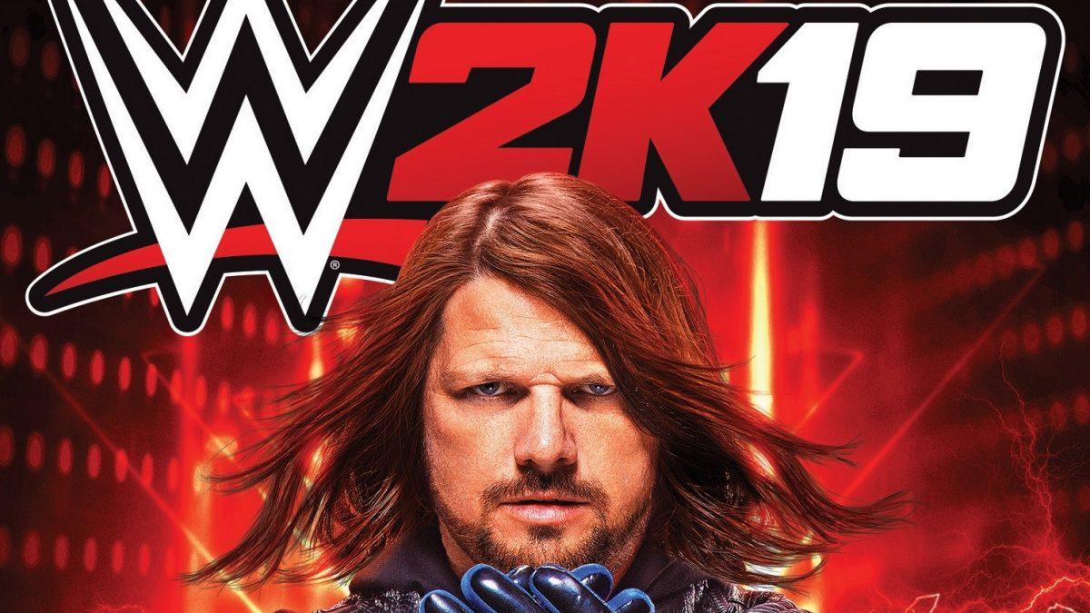 La edición estándar de WWE 2K19 ya está disponible
