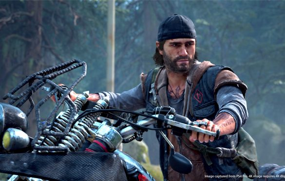 "Days Gone presenta su primer vídeo ""La zona de Farewell"""