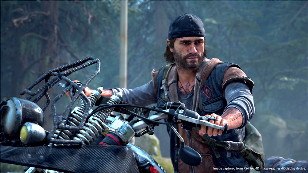 "Days Gone presenta su primer vídeo ""La zona de Farewell»"