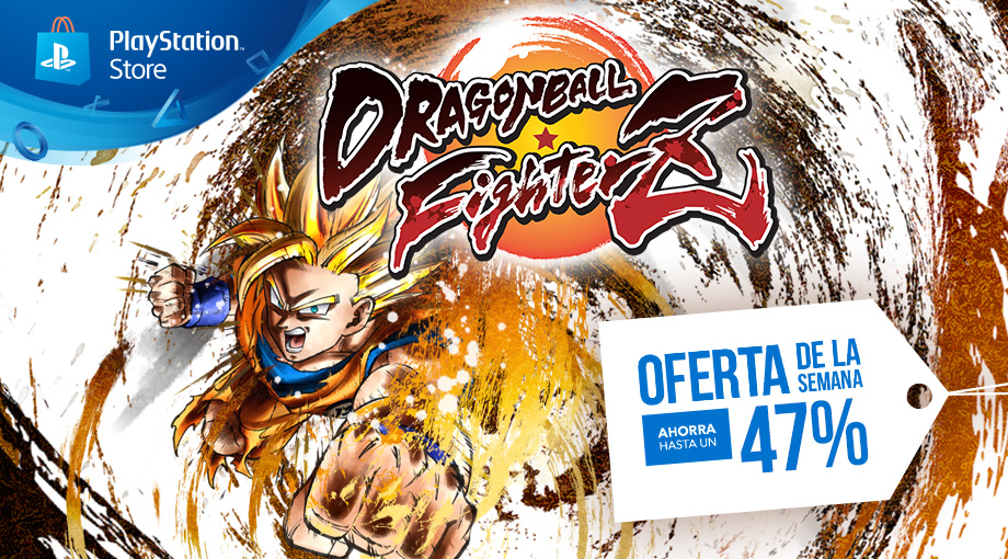 Dragon Ball FighterZ, protagoniza la Oferta de la semana en PS Store