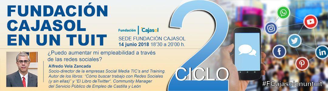 ¿Como aumentar mi empleabilidad a través de Redes Sociales? En Fundación Cajasol