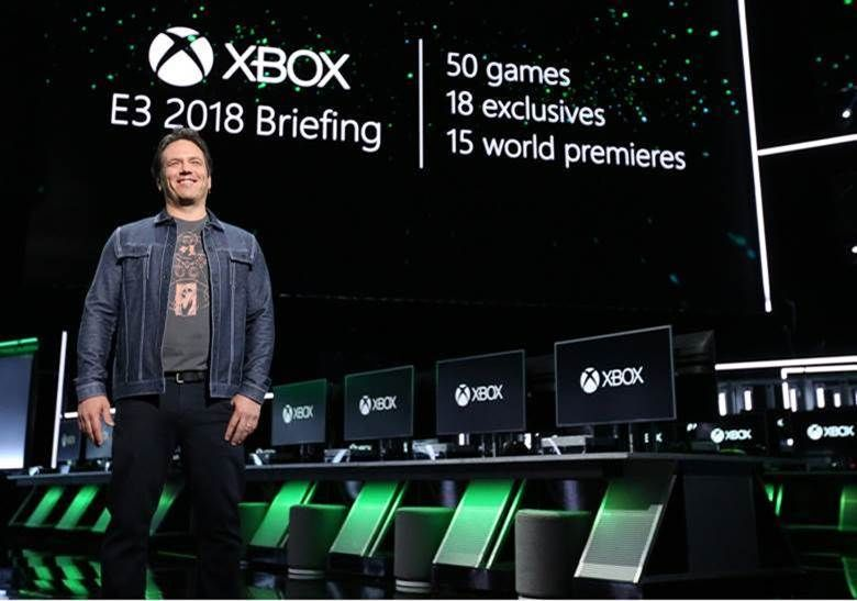 Microsoft muestra en el E3 un récord con más de 50 juegos
