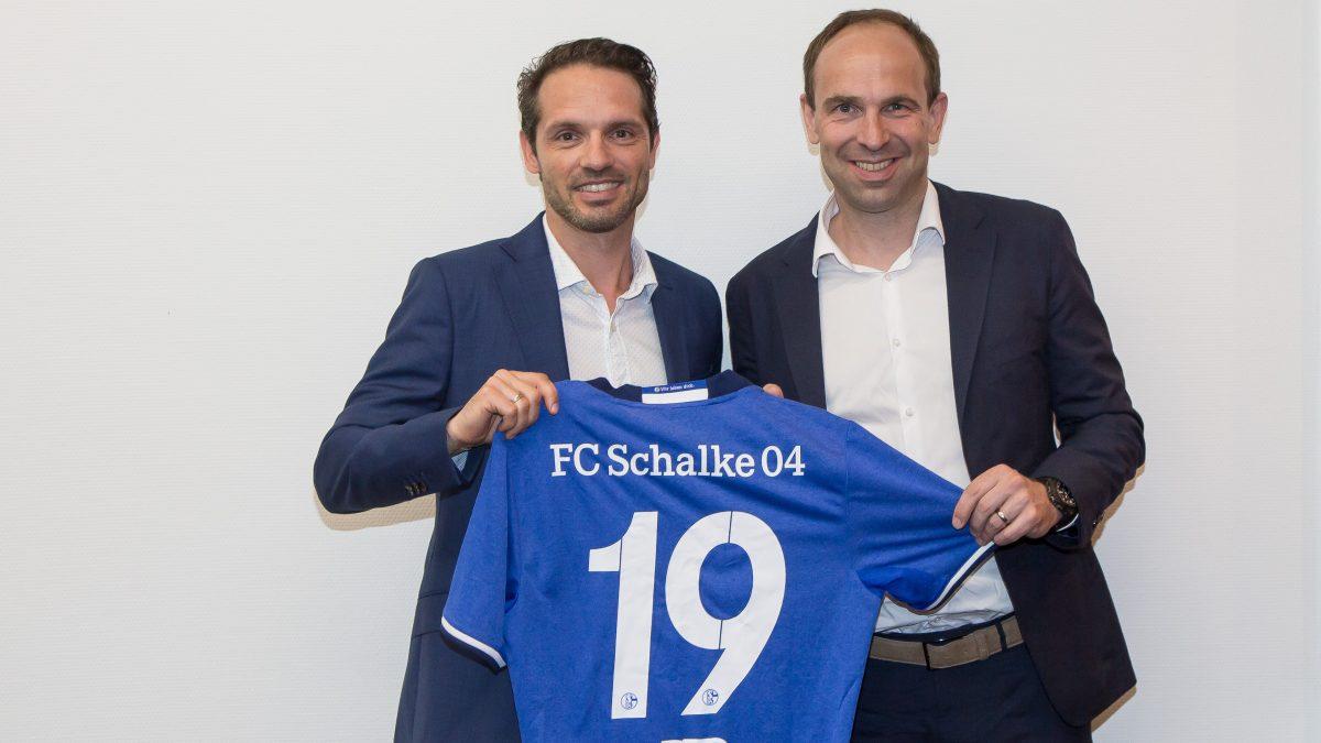 PES 2019 contará con la licencia del Schalke 04