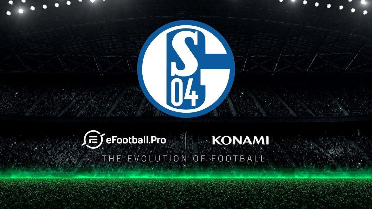 El FC Schalke 04 se une a la Competición de eSports eFootball.Pro