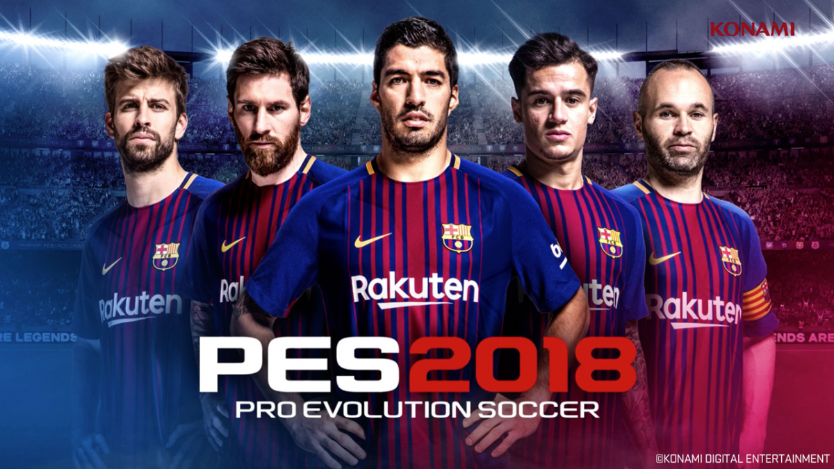 Barcelona acogerá la Final Mundial PES LEAGUE 2018 en julio