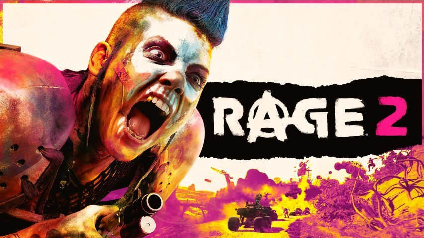 Reina el caos de «Rage 2», entre los nuevos lanzamientos de mayo