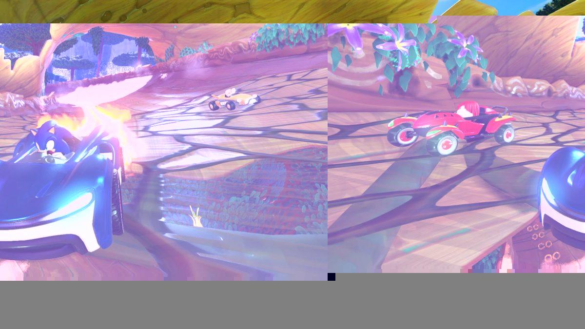 Sega anuncia Team Sonic Racing
