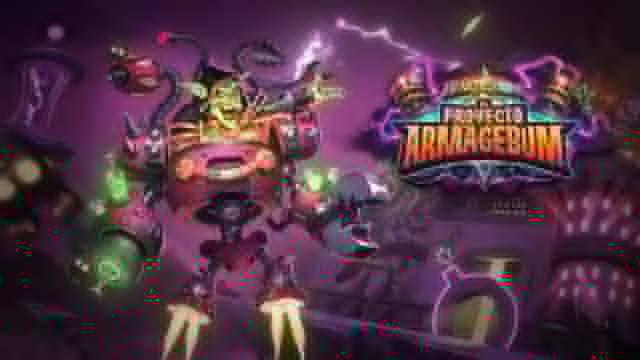 El Proyecto Armagebum estará disponible el 7 de agosto