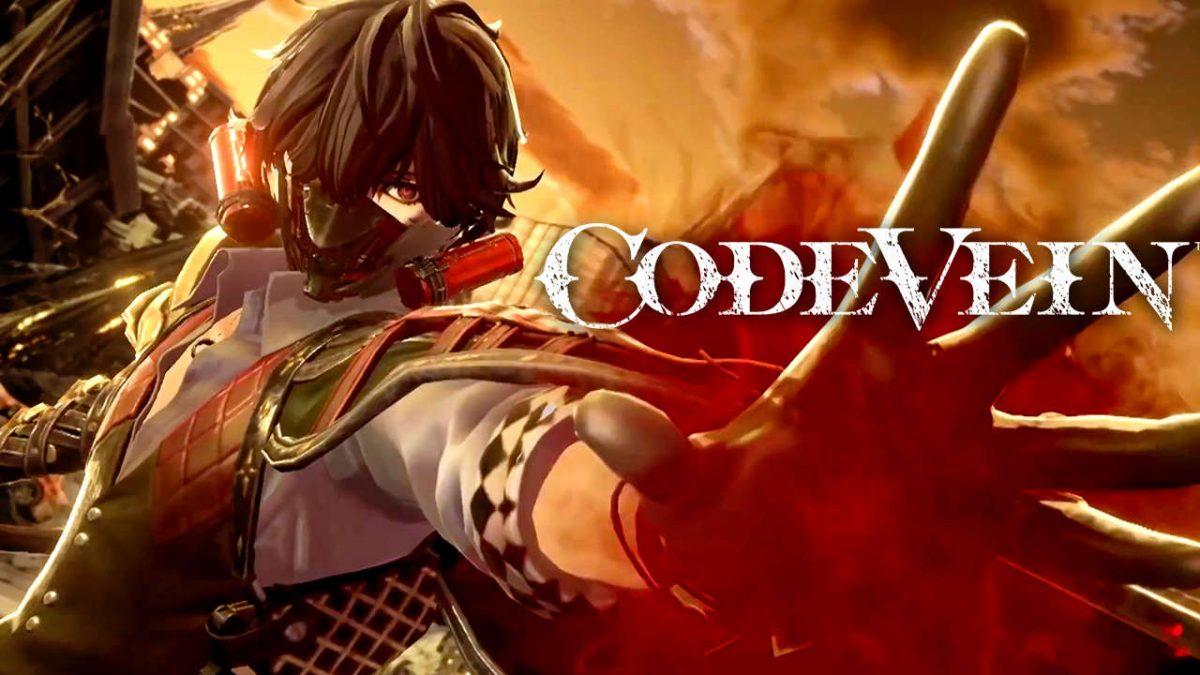 Code Vein retrasa su lanzamiento a 2019
