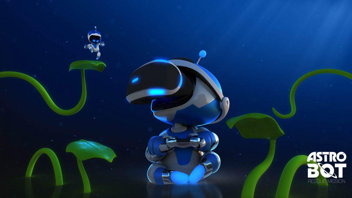 Astro Bot Rescue Mission para PlayStation VR aterrizará el 3 de octubre