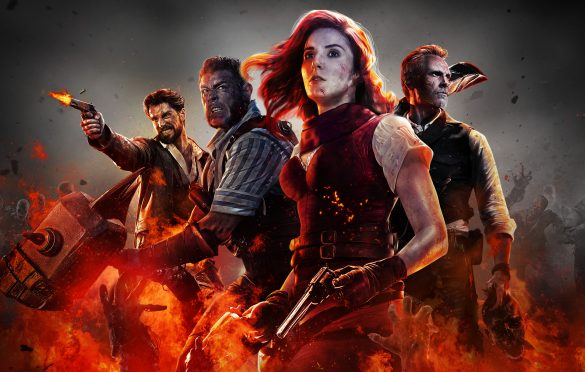 Call of Duty: Black Ops 4 muestra el modo zombies