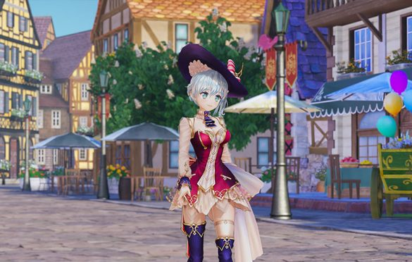 Koei Tecmo anuncia Nelke & the Legendary Alchemists: Ateliers of the New World